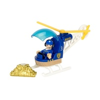 BRIO World Vehicle - Police Helicopter