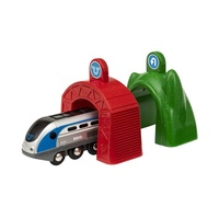BRIO World - Smart Engine with Action Tunnels
