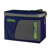 Thermos Radiance Soft Cooler 6 Can Dark Blue