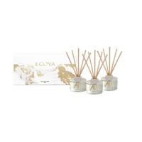 Ecoya Limited Edition Mini Diffusers Gift Set