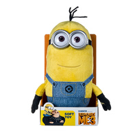 Despicable Me 3 Minions Plush with Sound - Tim