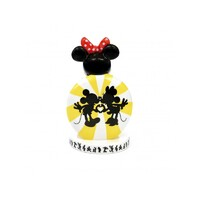 English Ladies Minnie Mouse Modern Figurine