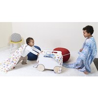 aden & anais essentials DC Muslin Dream Blanket - Superman Super Pop