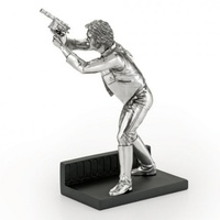 Royal Selangor Star Wars Figurine - Han Solo Limited Edition