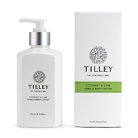 Tilley Body Lotion - Coconut & Lime 400ML