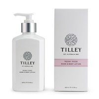 Tilley Body Lotion - Peony Rose 400ML