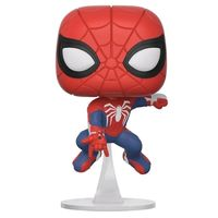 Pop! Vinyl - Marvel Spider-Man (Video Game 2018) - Spider-Man Swinging US Exclusive