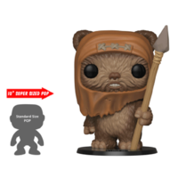 Pop! Vinyl - Star Wars - Wicket W Warrick US Exclusive 10""