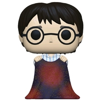 Pop! Vinyl - Harry Potter - Harry with Invisibility Cloak