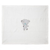 Tiny Tatty Teddy Me to You Baby - Pram Blanket