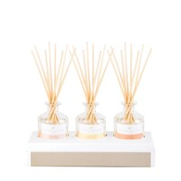 Palm Beach Collection Mini Reed Diffusers Gift Set