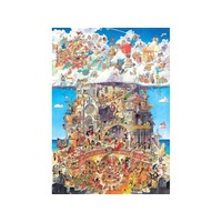 Heye Puzzle 1500pc - Prades, Heaven & Hell Puzzle