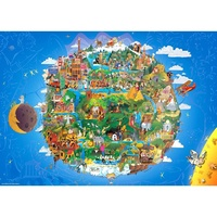 Heye Puzzle 1000pc - Anders Lyon - The Earth