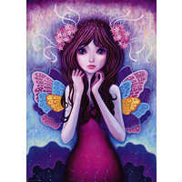 Heye Puzzle 1000pc - Dreaming by Jeremiah Ketner - Morning Wings