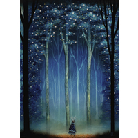 Heye Puzzle 1000pc - Inner Mystic by Andy Kehoe - Forest Cathedral