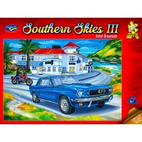 Holdson Southern Skies III Hotel Oceanside Puzzle 500 Pieces