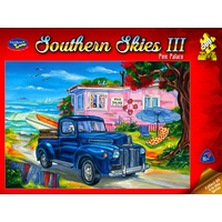 Holdson Southern Skies III Pink Palace Puzzle 500 Pieces