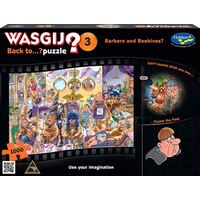 Wasgij? Puzzle 1000pc - Back To - #3 - Barbers And Beehives