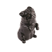John Beswick Pampered Pooches Black Pug