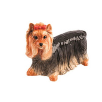 John Beswick Pampered Pooches Yorkshire Terrier