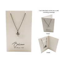 Heartfelt Jewellery - Believe With All Your Heart And Soul
