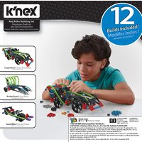 k'nex Building Sets - Rad Rides 12 N 1 Building Set