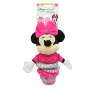 Disney Baby Mini Mouse Bow Cute - Jiggler Toy