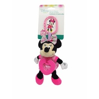 Disney Baby Mini Mouse Bow Cute - Chime & Chew