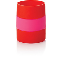 Kate Spade New York Silicone Drink Hugger Pink