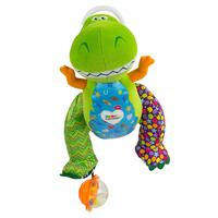Disney by Lamaze Toy Story Clip & Go - Rex