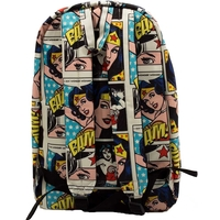 Loungefly DC Wonder Woman - Comic Strip Print Backpack