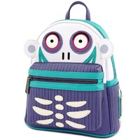 Loungefly Disney The Nightmare Before Christmas - Barrel Mini Backpack