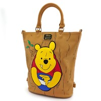 Loungefly Disney Winnie the Pooh Tote Bag