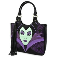 Loungefly Disney Sleeping Beauty - Maleficent Tote Bag