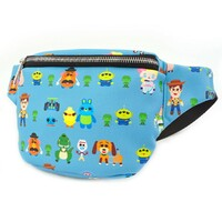 Loungefly Disney Toy Story 4 - Chibi Print Bum Bag