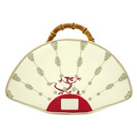 Loungefly Disney Princess - Mulan Bamboo Handle Fan Handbag