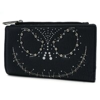 Loungefly Disney The Nightmare Before Christmas - Jack Face Bifold Wallet