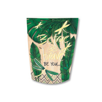 Lisa Pollock Paper Lantern - Be True Be Brave Be You
