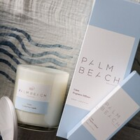 Palm Beach Collection Standard Candle - Linen