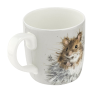 Royal Worcester Wrendale Mouse in a Dandelion Grand Mug