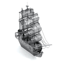 Metal Earth - 3D Metal Model Kit - The Black Pearl