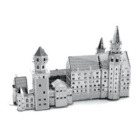Metal Earth - 3D Metal Model Kit - Neuschwanstein Castle