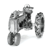Metal Earth - 3D Metal Model Kit - Farm Tractor
