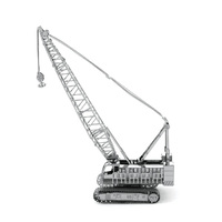 Metal Earth - 3D Metal Model Kit - Crawler Crane