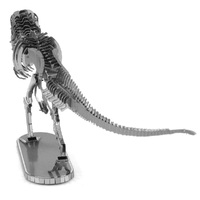 Metal Earth - 3D Metal Model Kit - Dinosaur Tyrannosaurus Rex Skeleton