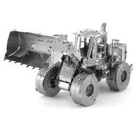 Metal Earth - 3D Metal Model Kit - CAT - Wheel Loader