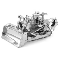 Metal Earth - 3D Metal Model Kit - CAT - Dozer