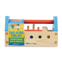 Melissa & Doug Classic Toy - Take-Along Tool Kit