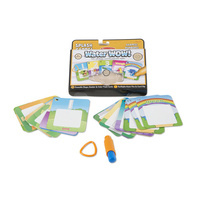 Melissa & Doug On The Go - Water WOW! Splash Cards - Numbers!