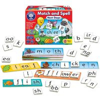 Orchard Toys Game - Match & Spell Next Steps
